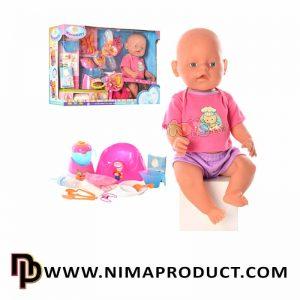 عروسک وارم بیبی آیتم 5053