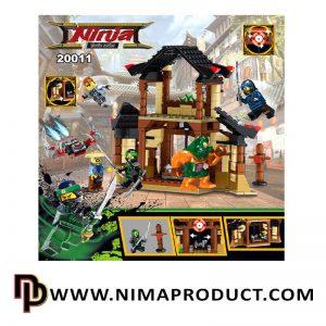 لگو دکول مدل Ninja 20011
