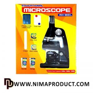 میکروسکوپ فلزی مدیک مدل MH-300L