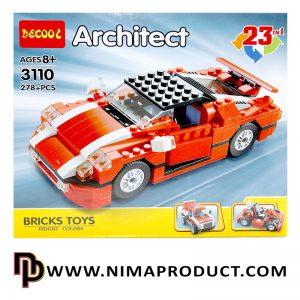 لگو دکول مدل 3110 Architect