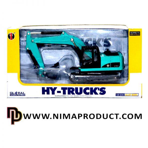 ماکت بیل مکانیکی HY-TRUCKS مدل 6012.2