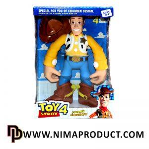فیگور شخصیت وودی انیمیشن toy story