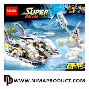 لگو دکول مدل Super Heros 7113