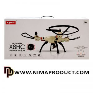 کواد کوپتر دوربین دار سایما مدل X8HC