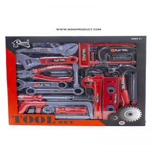 جعبه ابزار کارگاهی مدل Play Tool
