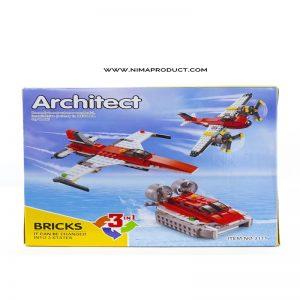 لگو دکول مدل 3111 Architect