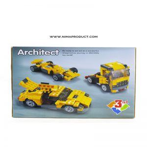 لگو دکول مدل 3113 Architect