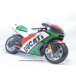 ماکت موتور سیکلت مدل Ducati Italy
