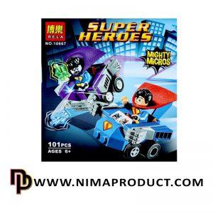 لگو بلا مدل Super Heros 10667