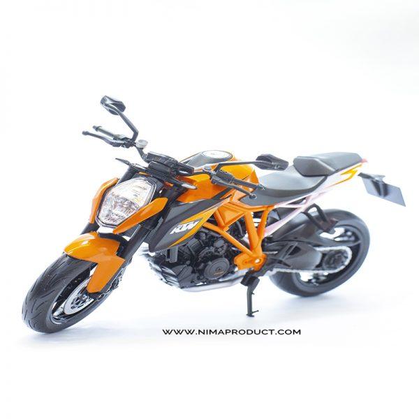 ماکت موتور سیکلت Maisto مدل KTM 690 Duke