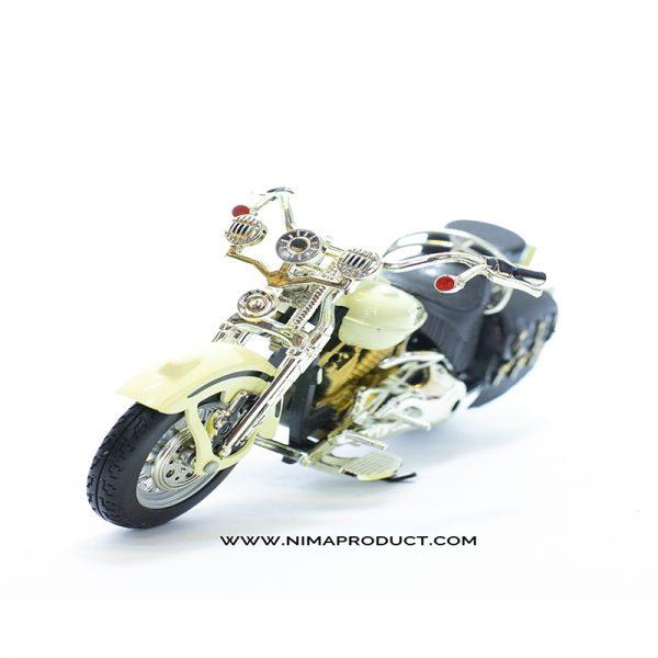 ماکت موتور سیکلت هارلی دیویدسون مدل 006