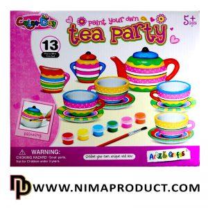 ست چای خوری مدل Tea Party 8113