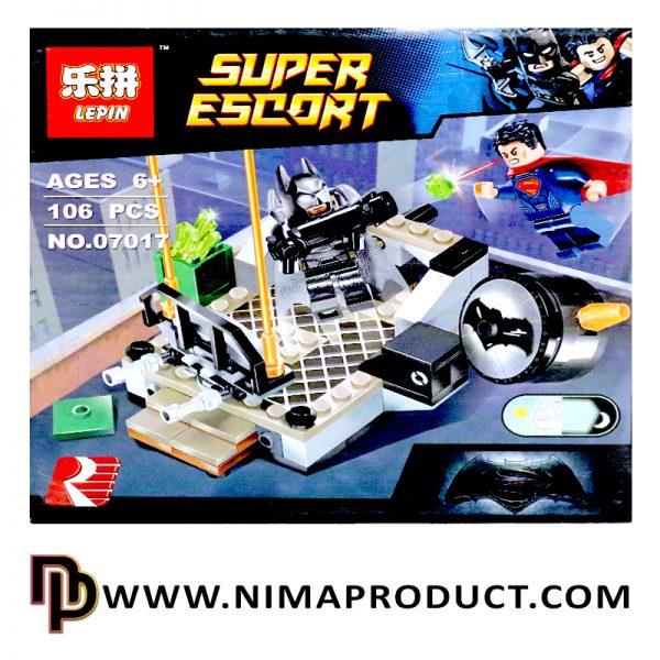 لگو لپین مدل Super Escort 07017