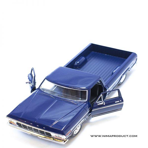 ماکت ماشین Ford F-150 Custom 1979