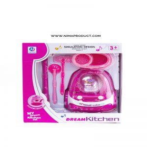 سباب بازی جاروبرقی مدل Mini Dream Kitchen