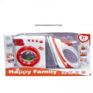 ماشین لباسشویی Happy Family