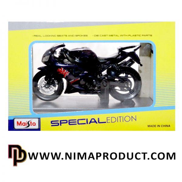 ماکت موتور سیکلت هوندا مدل CBR1000RR