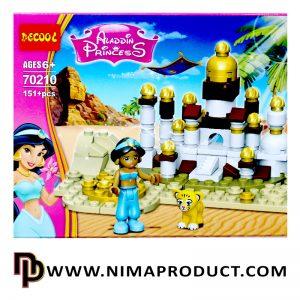 لگو دکول مدل 70210 Aladdin Princess