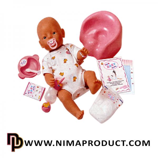 عروسک بیبی بورن مارسل برند Marsel Toys