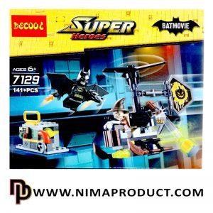 لگو دکول مدل Super Heros 7129