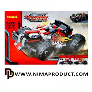 لگو ماشین دکول مدل 3422