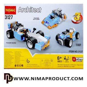 لگو دکول مدل 3127 Architect