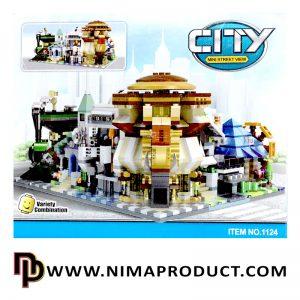 لگو دکول مدل CITY 1124
