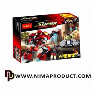 لگو دکول مدل Super Heros 7110