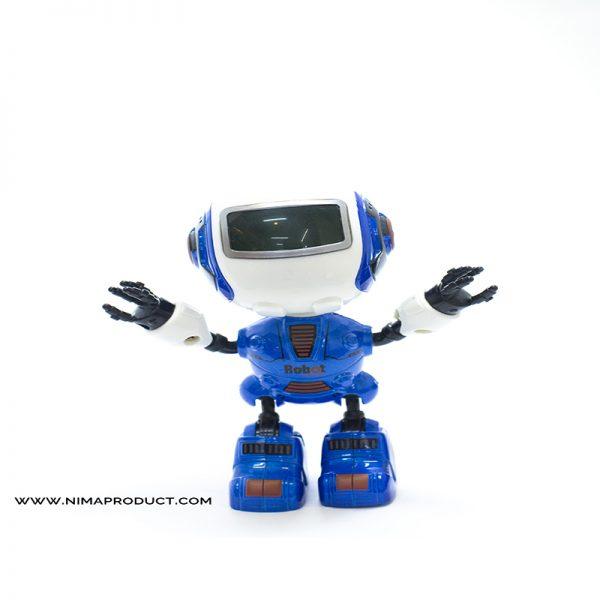 ربات فلزی کوچک