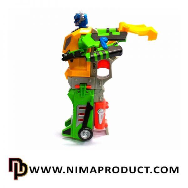 تفنگ Super Blaster مدل 259