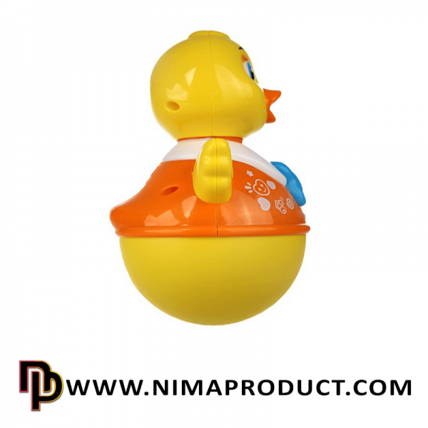 جوجه اردک هولی تویز مدل Tumbler Duck 967