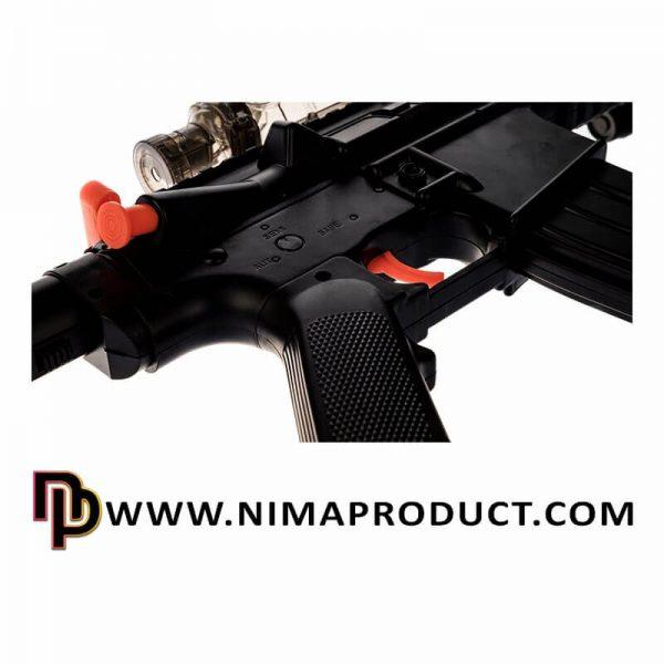 تفنگ تیر ژله ای مدل YK Men