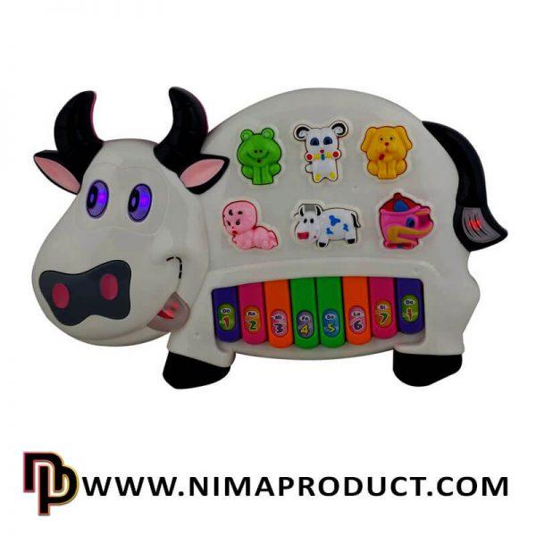 ارگ آموزشی Cow Piano آیتم 6600