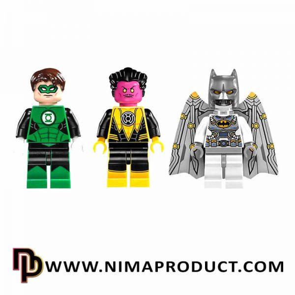 لگو دکول مدل Super Heros 7109