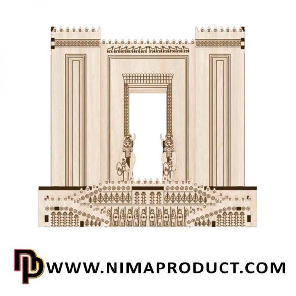 پازل سه بعدی دروازه ملل مینی آیتم 111861