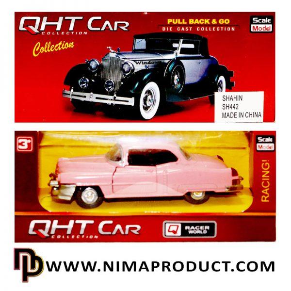 ماشین فلزی QHT Car آیتم 422
