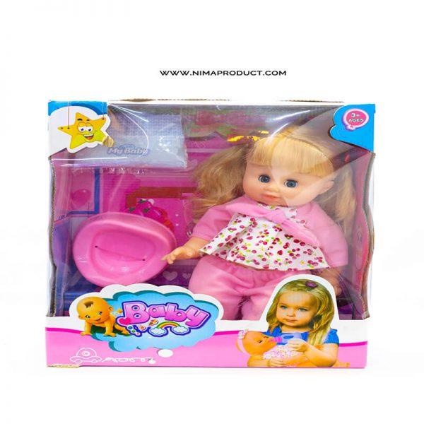 عروسک بیبی بورن مدل 008