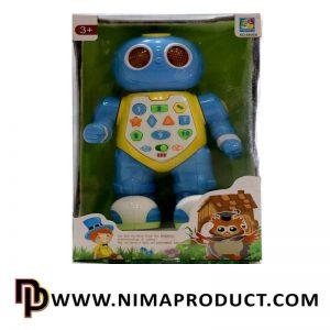 ربات آدم آهنی آیتم 8806
