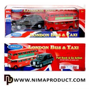 ماشین اتوبوس فولکس آیتم 43616