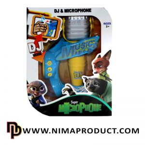 میکروفون DJ & Microphone آیتم 781