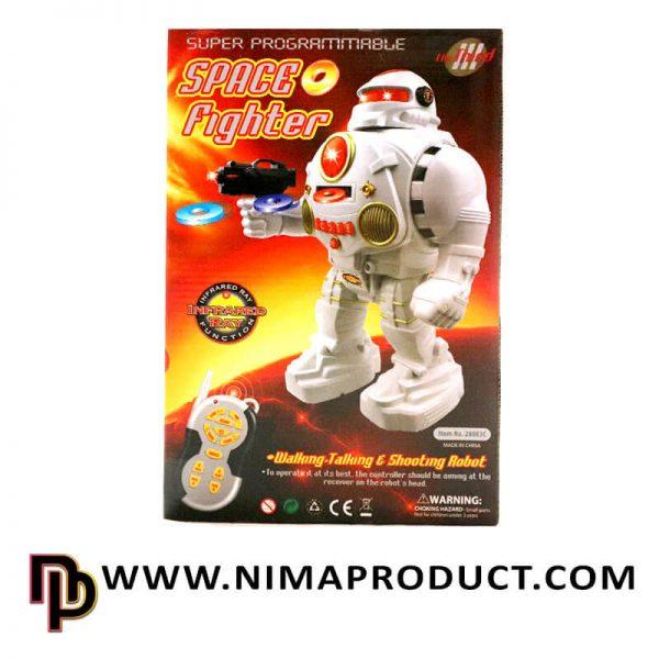 ربات کنترلی مدل Space Fighter
