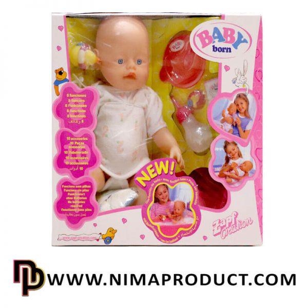 عروسک بیبی بورن زاف آیتم 80058