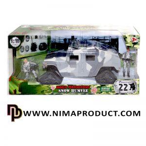 تانک ارتشی آیتم 77054