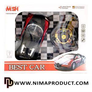 ماشین کنترلی بوگاتی مدل Best Car 199