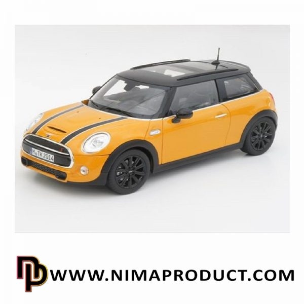 ماکت فلزی ماشین Mini Cooper S آیتم 22124
