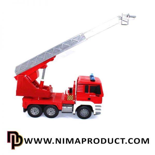 ماشین آتشنشانی کنترلی برند EE مدل 527003