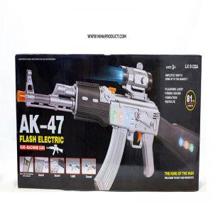 تفنگ موزیکال AK-47 آیتم 5122