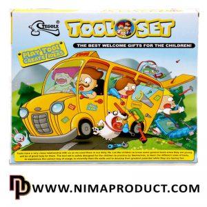 ست ابزار کارگاهی Deluxe Tool Set آیتم 218