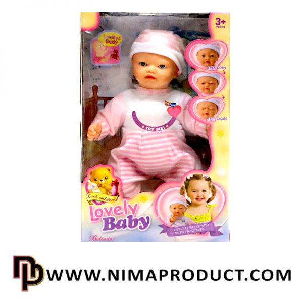 عروسک Lovely Baby مدل 67017