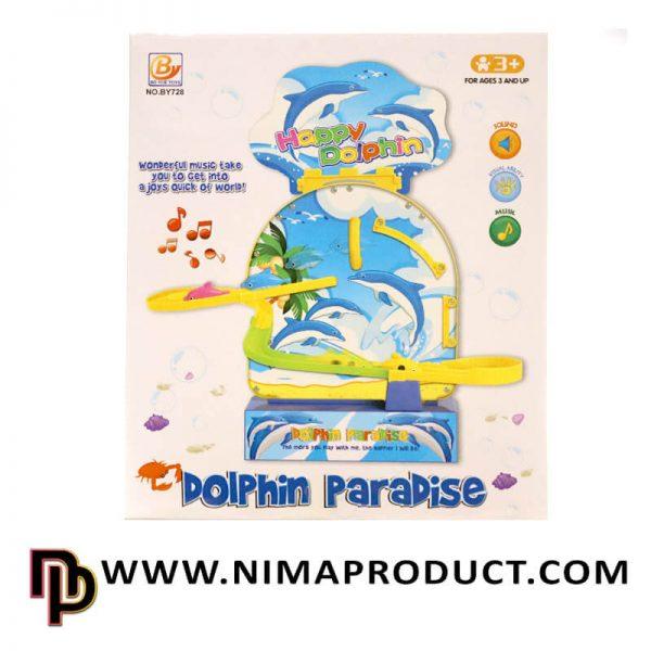 پله برقی دلفین آیتم 728